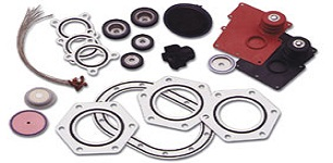 Bonded seals - rubber to metal bonding
