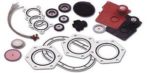Bonded seals - rubber to metal bonding