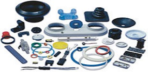 Custom molded products and custom rubber molding