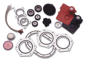 Custom Molded Rubber Parts and custom molded products